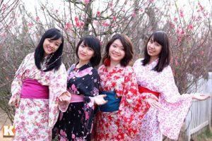 Chứng minh tài chính du lịch Nhật