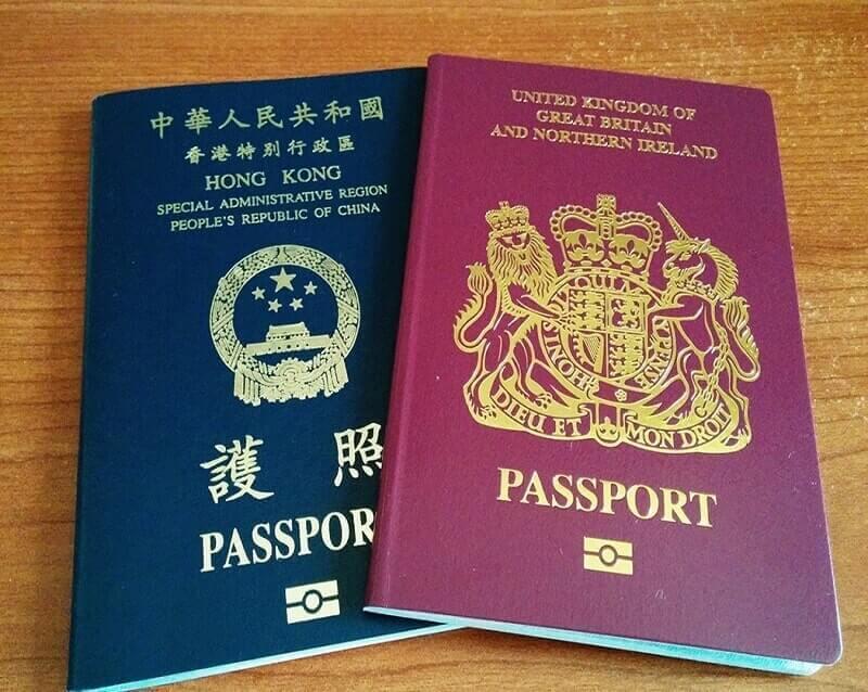 Le Phi Xin Visa Hong Kong 1