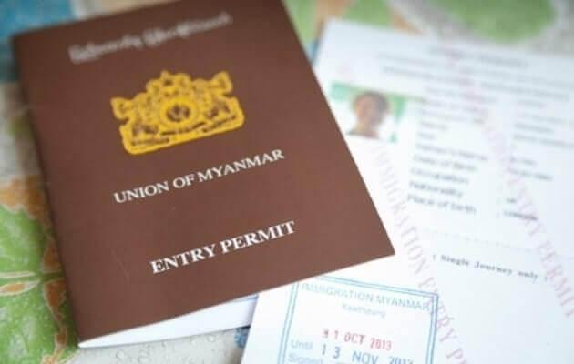 Thu Tuc Xin Visa Myanmar 3